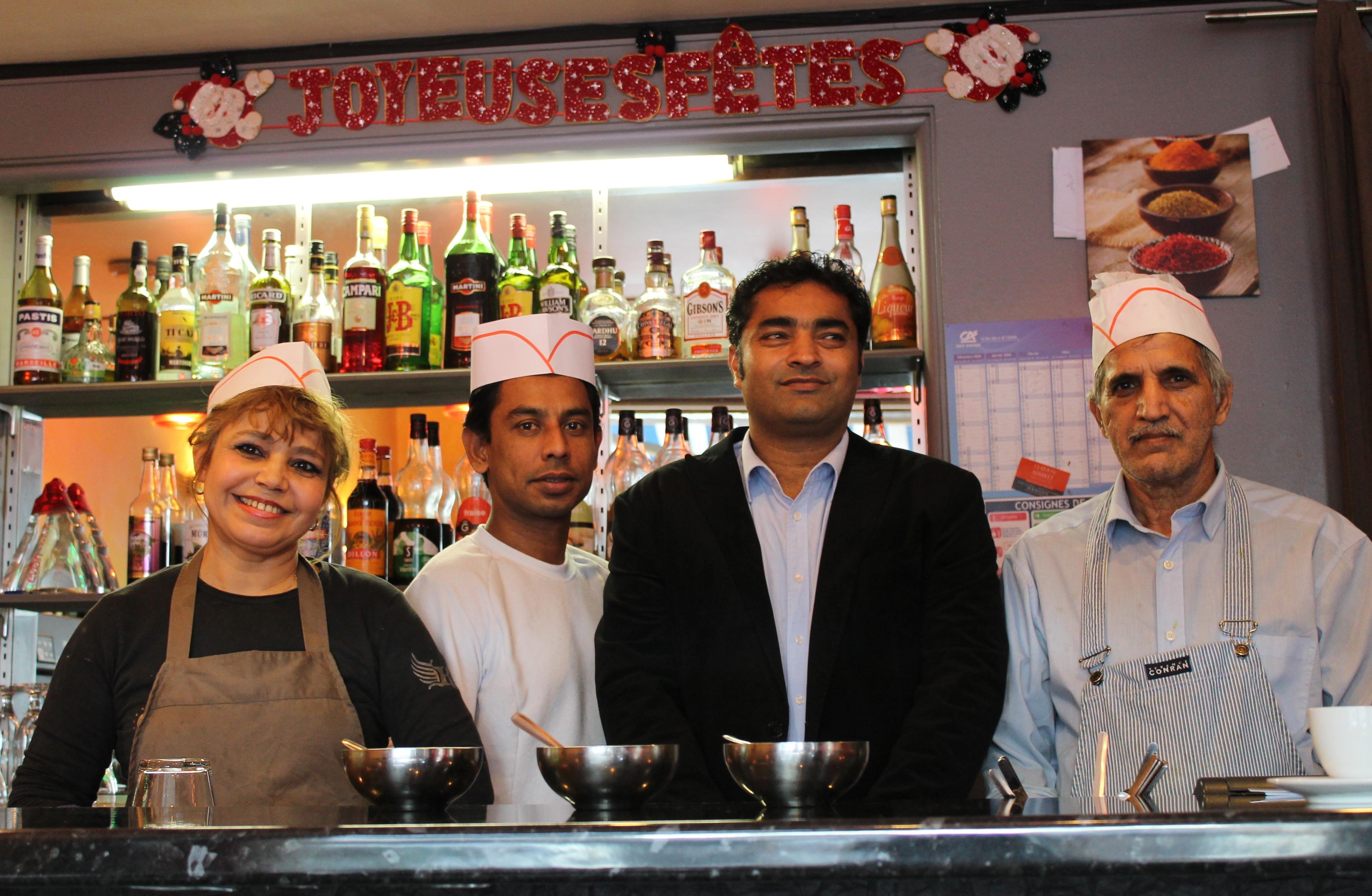 Restaurant Indien Rajib Mahal