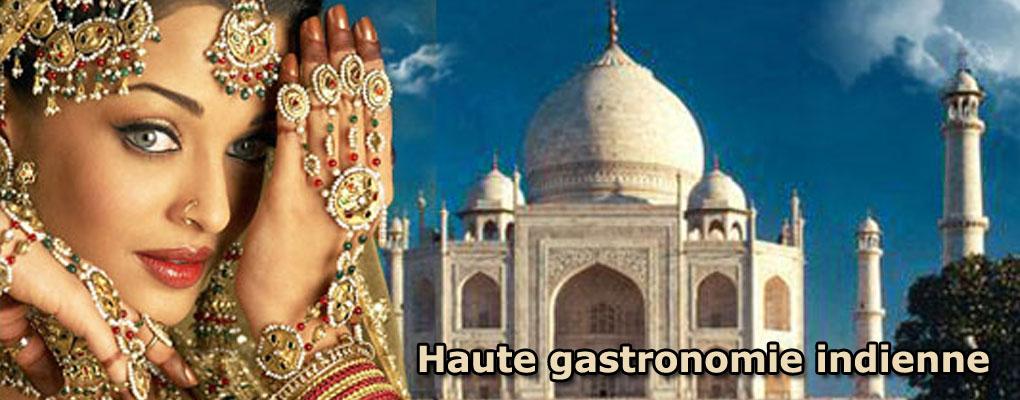 Le palais de l'inde, haute gastronomie indienne